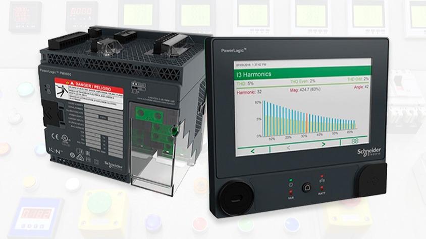 Medidor ION9000